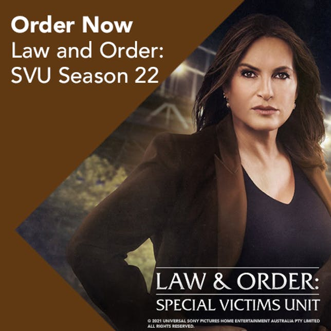 Law and Order SVU Season 22 OUT - Quarter