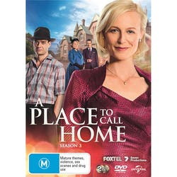 A Place to Call Home: Series Three [DVD]