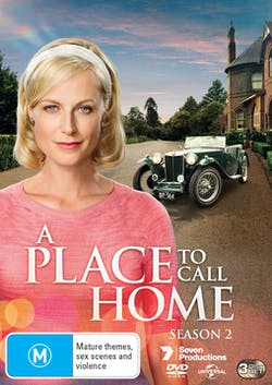 A Place to Call Home: Series Two [DVD]