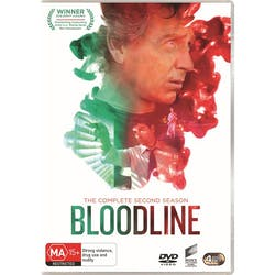 Bloodline: The Complete Second Season [DVD]