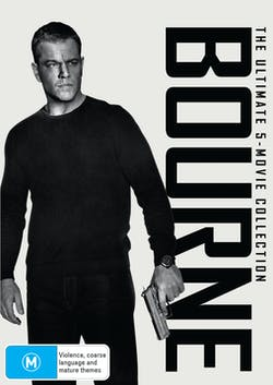 Bourne: The Ultimate 5-movie Collection (Box Set) [DVD]