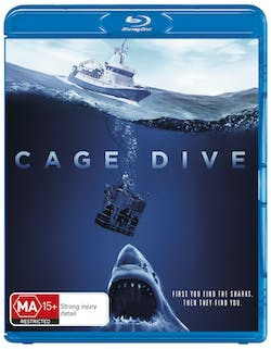 Cage Dive [Blu-ray]