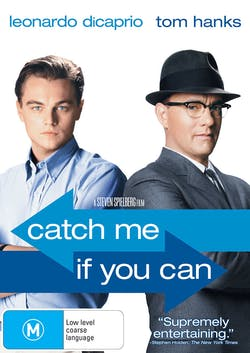 Catch Me If You Can [DVD]