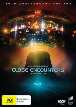 Close Encounters of the Third Kind [DVD]