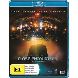 Close Encounters of the Third Kind: Director's Cut [Blu-ray]