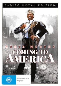 Coming to America (2 Disc) [DVD]