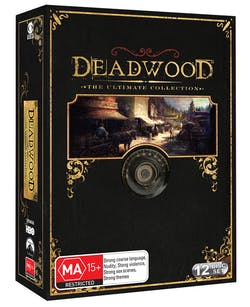 Deadwood: The Ultimate Collection [DVD]