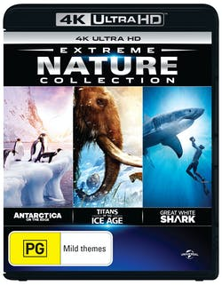 Extreme Nature Collection (4K Ultra HD + Blu-ray) [UHD]