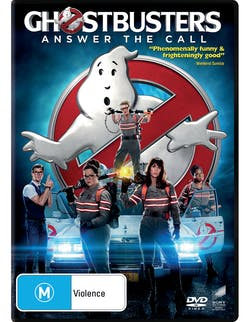 Ghostbusters (2016) [DVD]