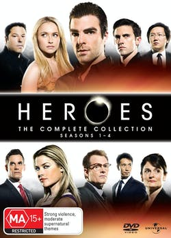 Heroes: The Complete Collection [DVD]