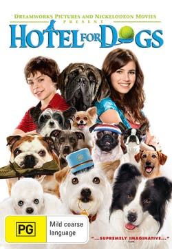 Hotel for Dogs [DVD]