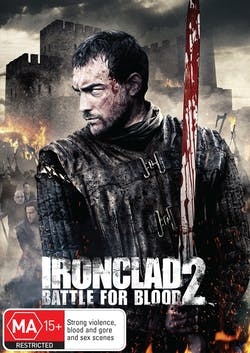 Ironclad 2 - Battle for Blood [DVD]