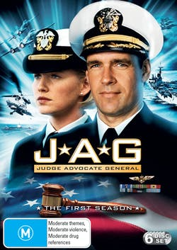 JAG: The Complete First Season [DVD]