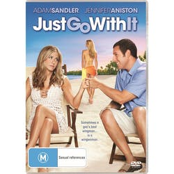 Just Go With It [DVD]
