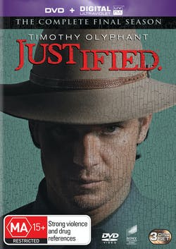 Justified: The Complete Final Season (Box Set) [DVD]