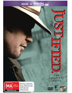 Justified: The Complete Series [DVD]