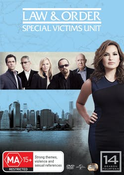 Law and Order - Special Victims Unit: Season 14 [DVD]