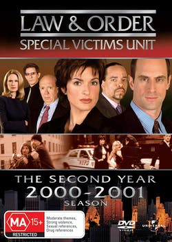 Law and Order - Special Victims Unit: Season 2 [DVD]