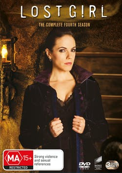 Lost Girl: The Complete Fourth Season [DVD]