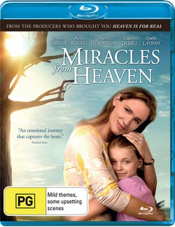 Miracles from Heaven [Blu-ray]