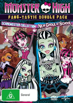 Monster High: Scaremester Collection/New Ghoul at School [DVD]