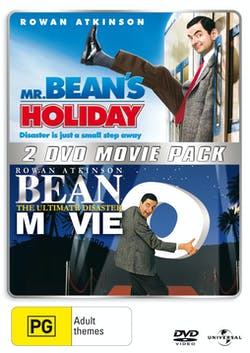 Mr Bean's Holiday/Bean - The Ultimate Disaster Movie [DVD]