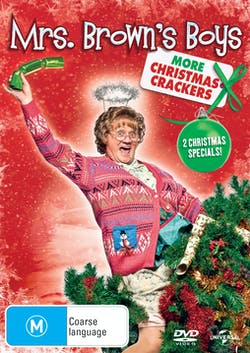 Mrs Brown's Boys: Christmas Specials 2013 [DVD]