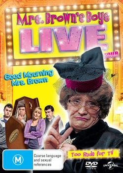 Mrs Brown's Boys: Good Mourning Mrs Brown - Live Tour [DVD]