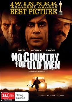 No Country for Old Men [DVD]