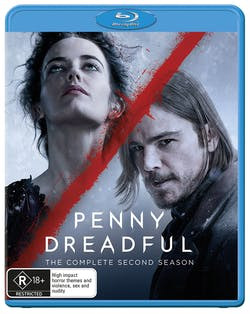 Penny Dreadful: The Complete Second Season [Blu-ray]