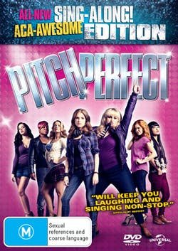 Pitch Perfect (Sing-Along-Edition) [DVD]