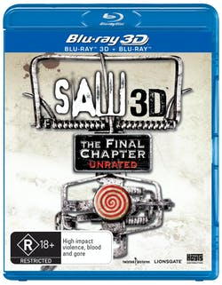 Saw: The Final Chapter (3D Edition) [Blu-ray]
