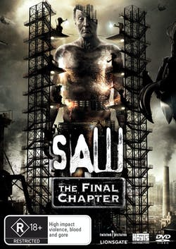 Saw: The Final Chapter [DVD]
