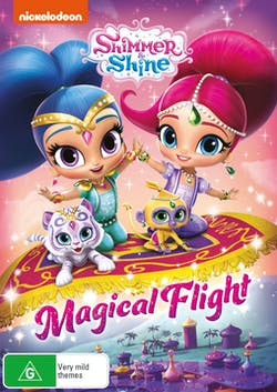 Shimmer and Shine: Magical Flight [DVD]