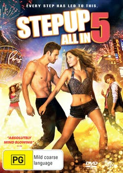 Step Up 5 - All In [DVD]