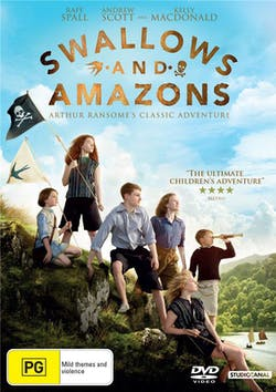 Swallows and Amazons [DVD]