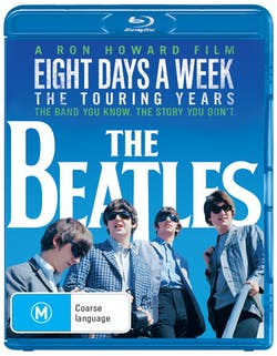 The Beatles: Eight Days a Week - The Touring Years [Blu-ray]