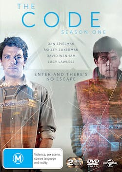 The Code: The Complete Series [DVD]