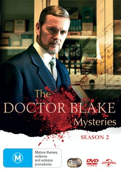 The Doctor Blake Mysteries: Series Two [DVD]