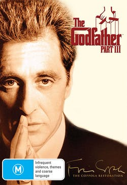 The Godfather: Part III [DVD]