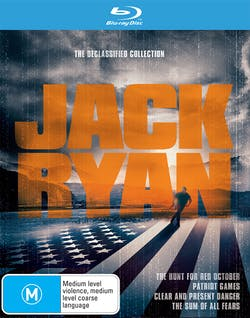 The Jack Ryan Collection [Blu-ray]