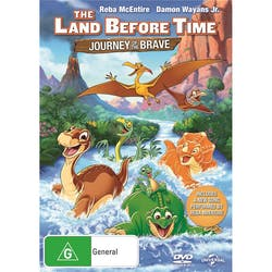 The Land Before Time 14 - Journey of the Brave [DVD]