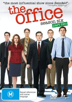 The Office - An American Workplace: Season Six, Part Two [DVD]