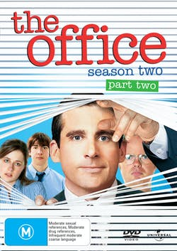 The Office - An American Workplace: Season Two, Part Two [DVD]