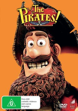 The Pirates! Band of Misfits [DVD] [DVD]