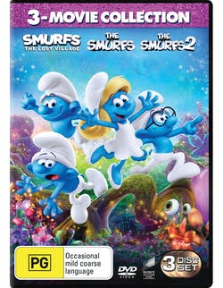 The Smurfs 3-movie Collection [DVD]