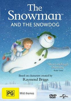The Snowman and the Snowdog [DVD]