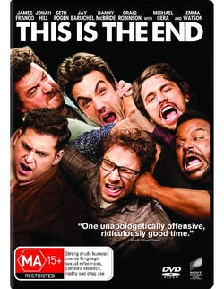 This Is the End [DVD]
