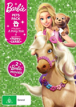 Barbie and Her Sisters in a Pony Tale/Barbie and Her Sisters... [DVD]