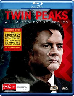 Twin Peaks: A Limited Event Series [Blu-ray]